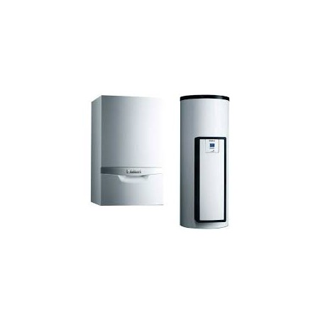 VAILLANT - PAKIET SYSTEMOWY NR 23 - 2 - kocioł ecoTEC plus VC 146/5-5 + auroSTEP VIH S2 350/4B