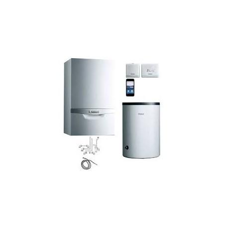 VAILLANT - PAKIET SYSTEMOWY NR 4 - 9 - kocioł ecoTEC  plus  VC 256/5-5 + VIH R 200/6 B + eRelax