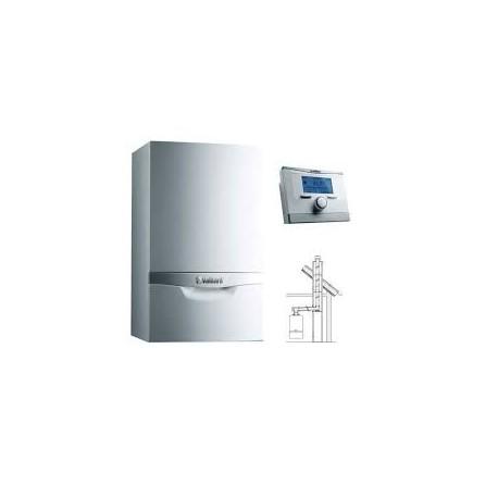 VAILLANT - PAKIET SYSTEMOWY NR 12 - 2 - kocioł ecoTEC plus VCW 346/5-5 + multiMATIC 700/5 + podł. do szachtu