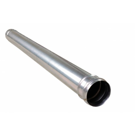 JEREMIAS rura spalinowa jednościenna fi 100 1000 mm