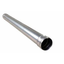 JEREMIAS rura spalinowa jednościenna fi 130 1000 mm