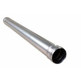 JEREMIAS rura spalinowa jednościenna fi 130 500 mm