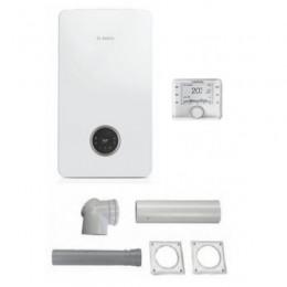 PAKIET Bosch CONDENS GC2300iW 24C+ Regulator CW400+ AZB 616/1